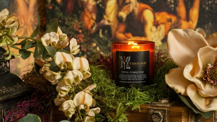 Fantasy Candle